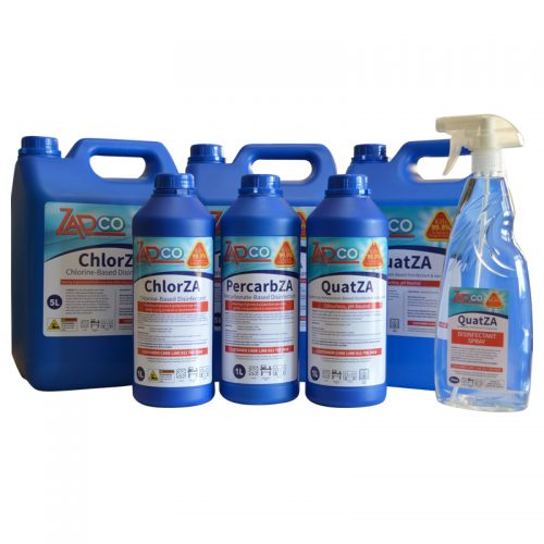 Sanitisers & Disinfectants